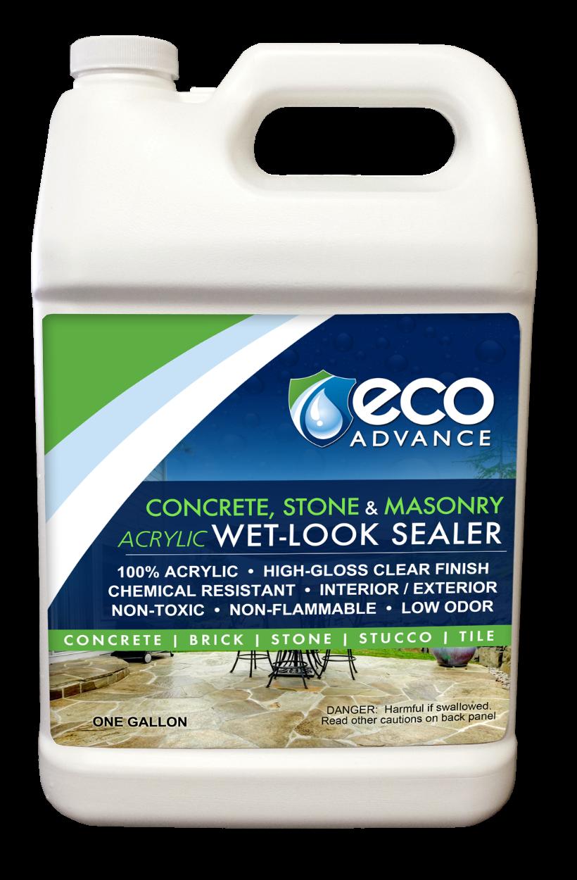 Wet-Look Sealer - 1 Gallon